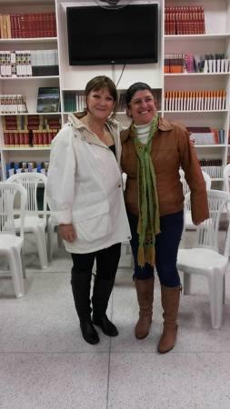 Lud na Darci Lopes com Sylvia Teixeira Bardy