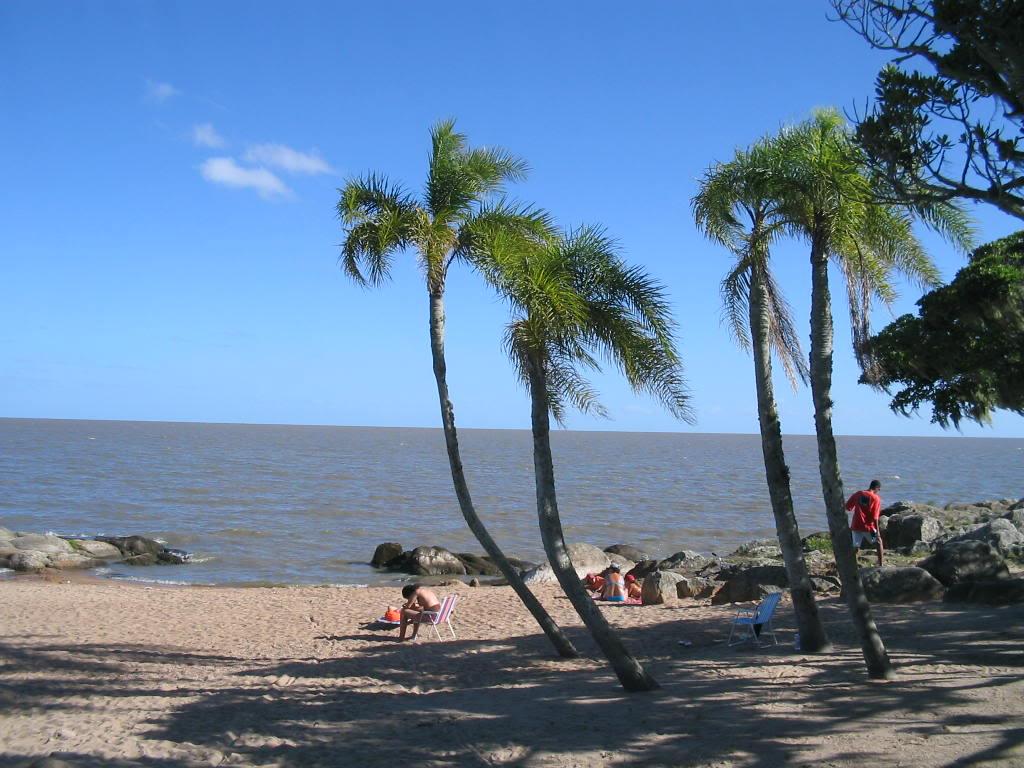 Praia das Ondinas Lagoa dos Patos SLS