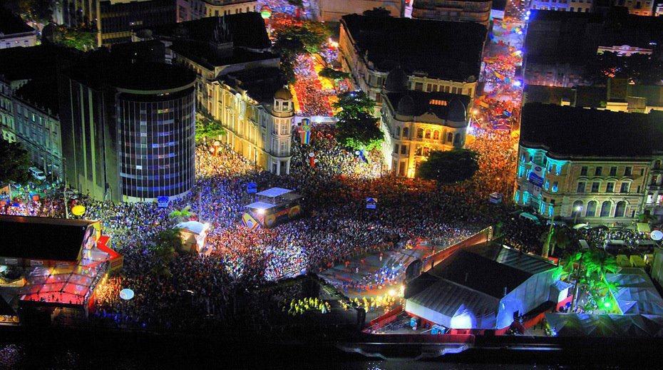 Carnaval de Rua em Recife 3
