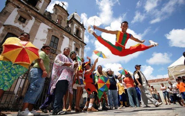 Carnaval de Rua em Recife, Pernambuco