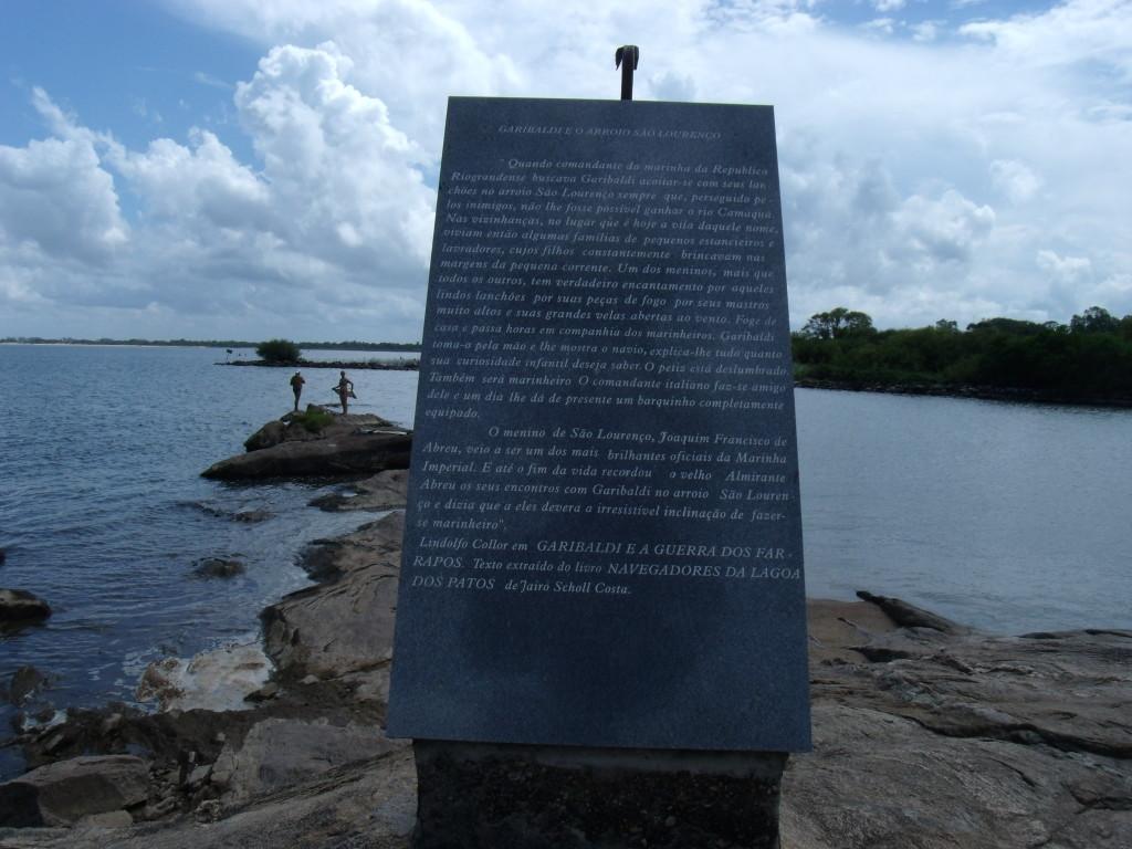 Monumento em Memória à Garibaldi