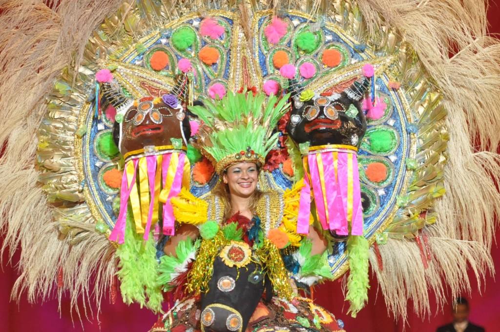 Rayana Rodrigues Fortunato 1 lugar originalidade Carnaval recife foto  Fernando da Hora