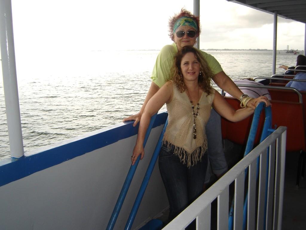 Na Barca para São José do Norte