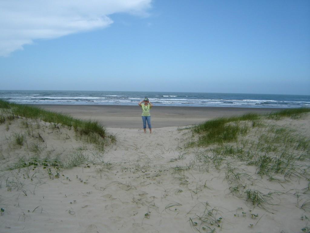 Lud na Praia do Mar Grosso