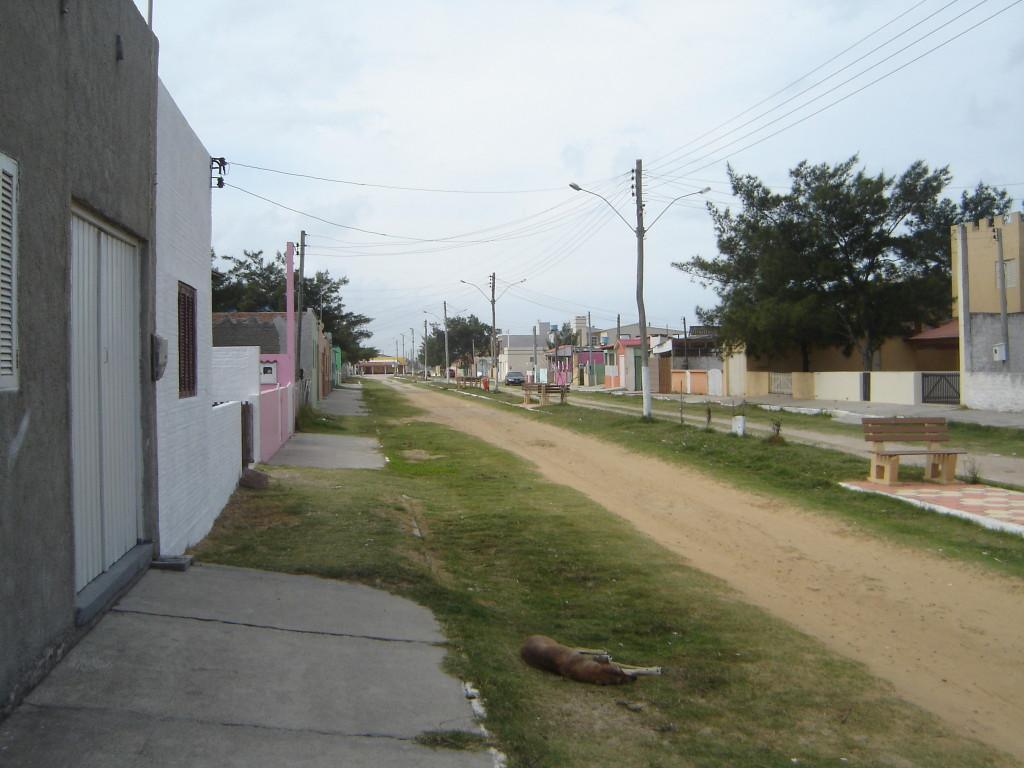 Vilarejo de Mar Grosso