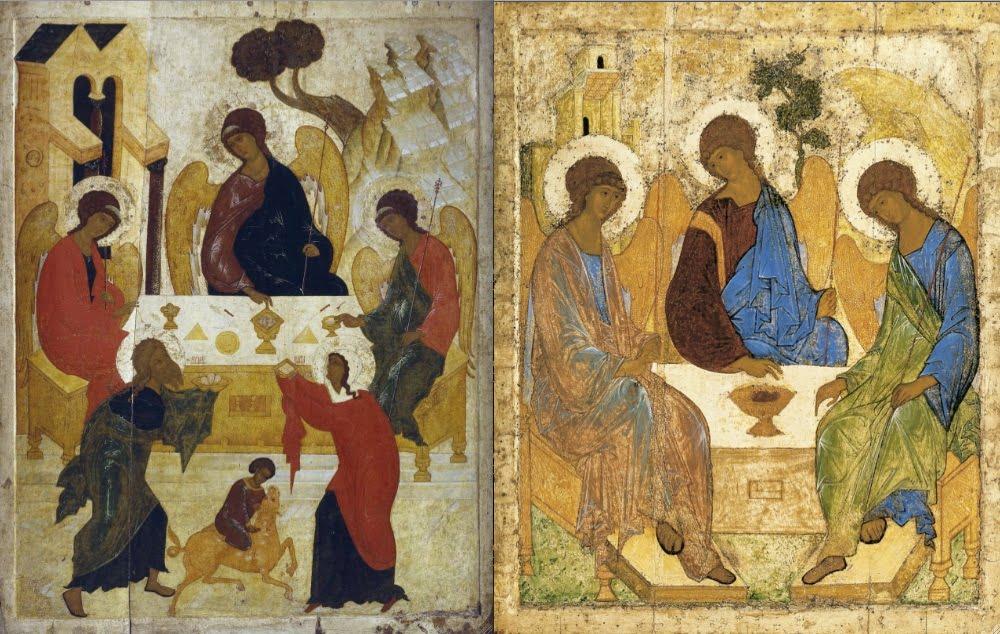 Cristo e São Neméas