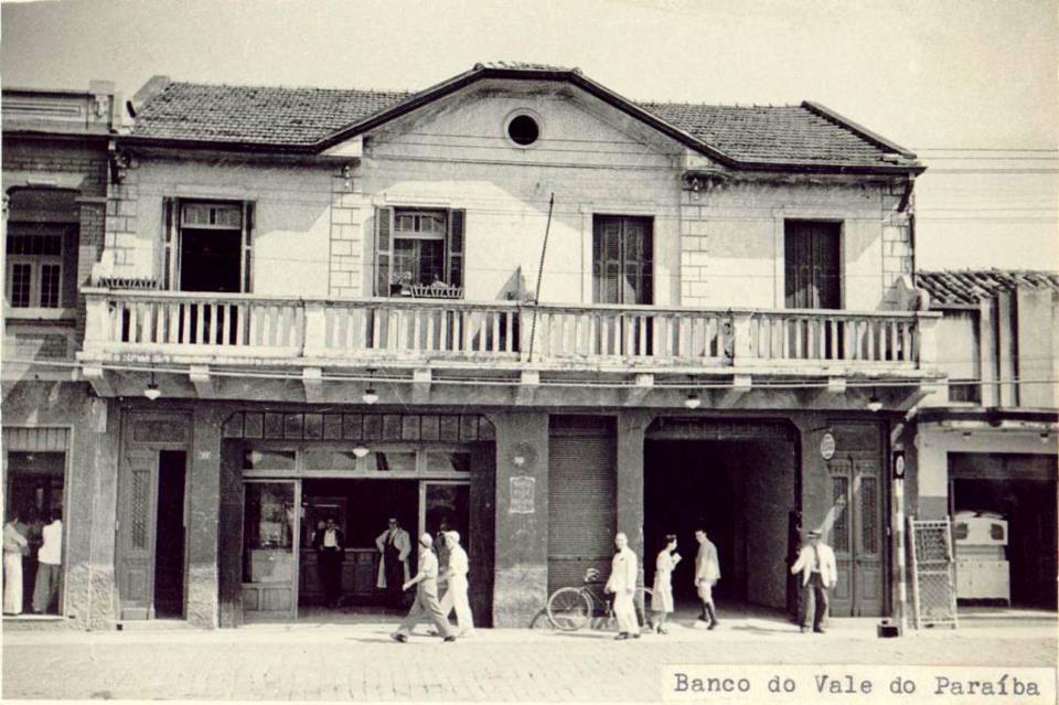 Banco do Vale do Paraiba
