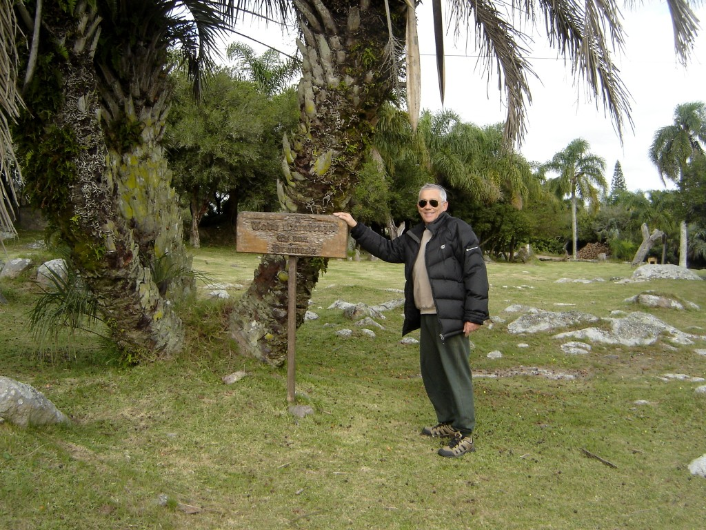 """O parque com suas """"Sete leis espirituais de Sucesso"""""""