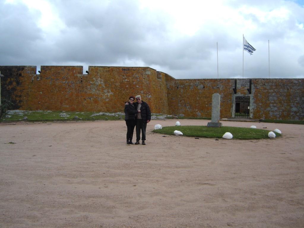 Forte de São Miguel...até breve!