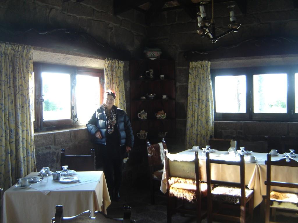 Outro salão para o café da manhã, que é excelente!