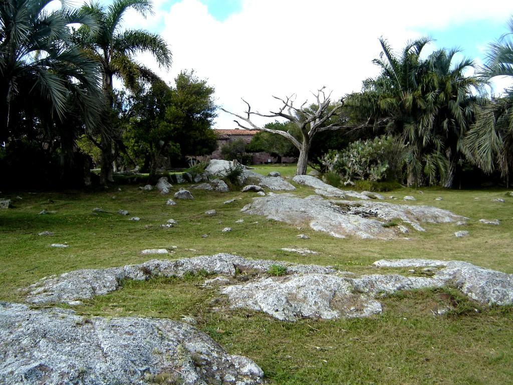 Muitas pedras significativas no meio do caminho...
