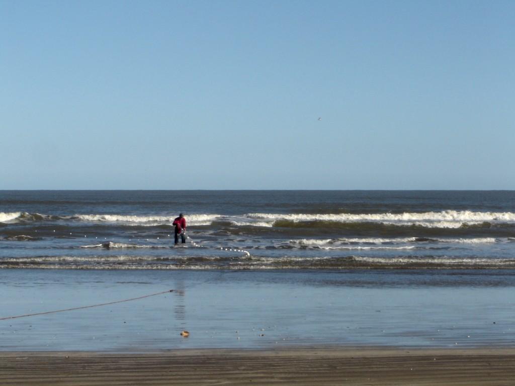 rede ao mar!
