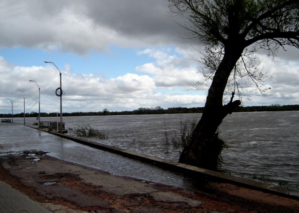 Jaguarão tempestade