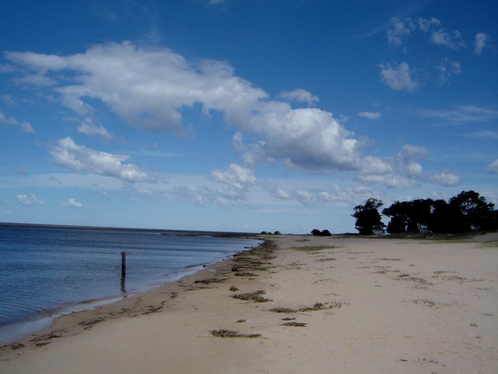 Praia Lagoa Mirim