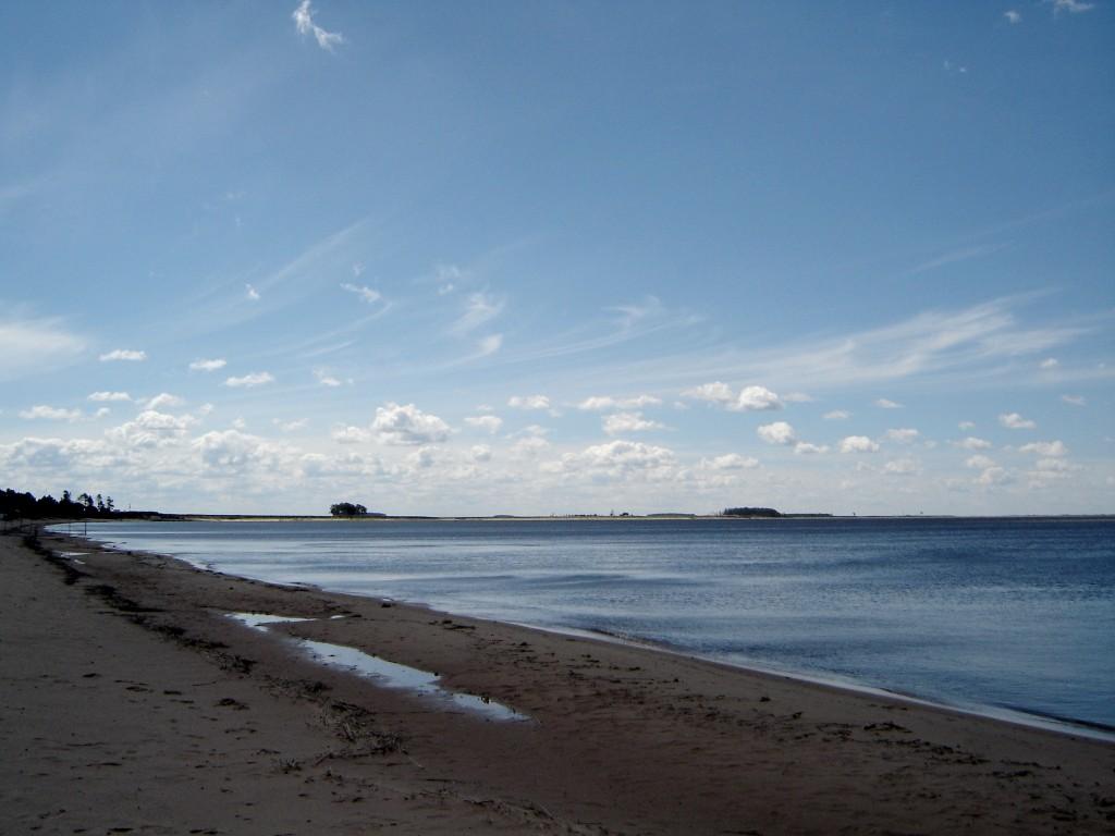 Praia Lagoa Mirim 2