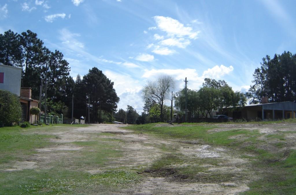 Rua da lagoa Mirim