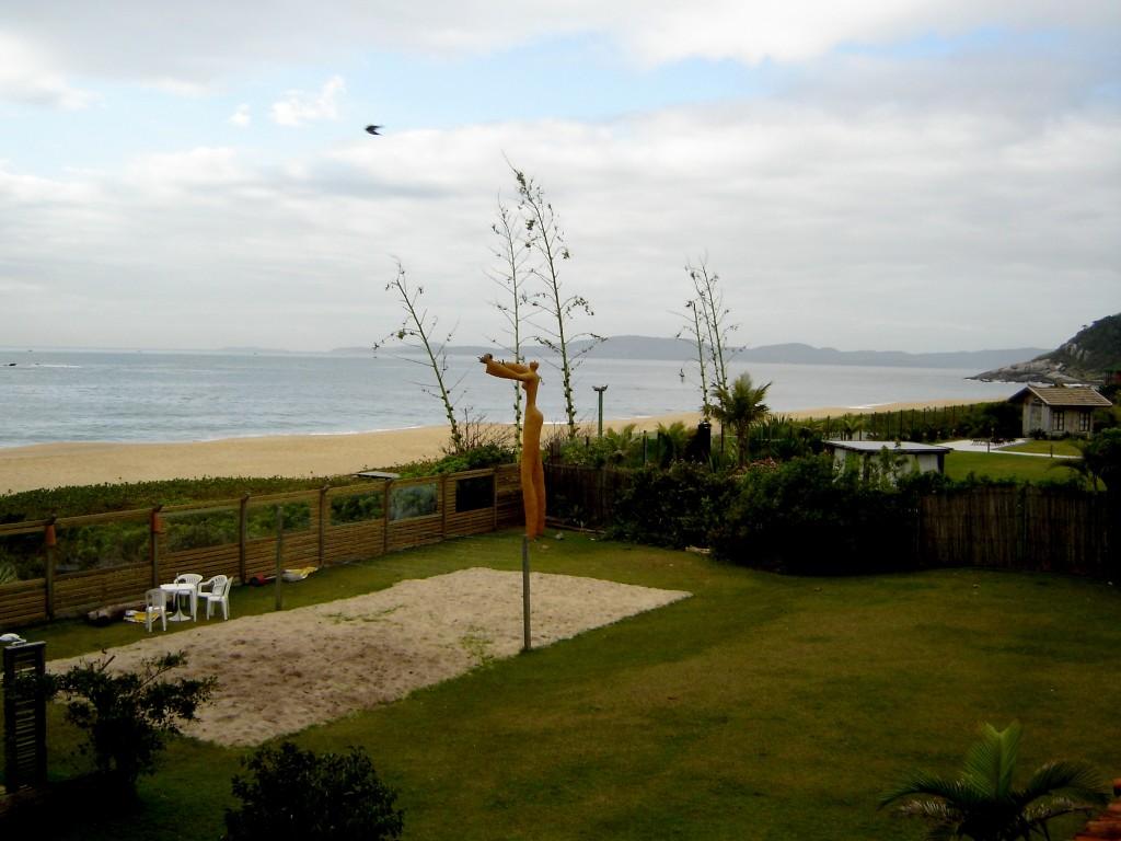 praia vista da janela