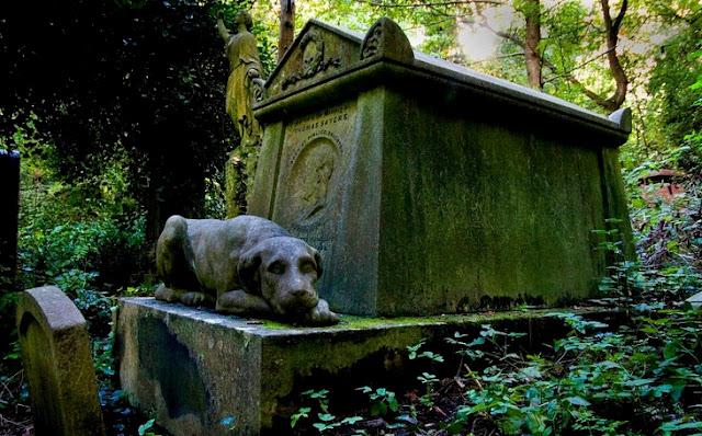 Cemitério de Highgate (14)