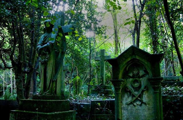 Cemitério de Highgate (2)
