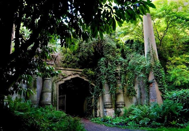 Cemitério de Highgate (5)