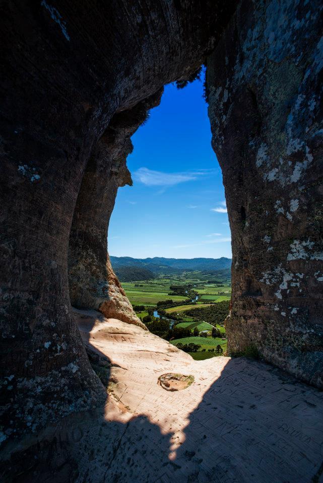Observatório Campestre -Urubici-SC - foto de Jarbas Porto de Mattos