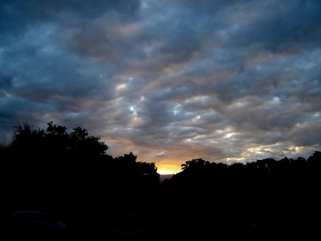 Céu em orleans