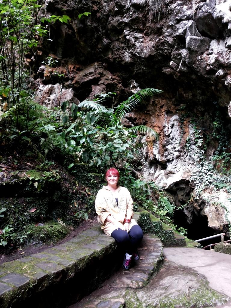 Caverna do Diabo, entrada