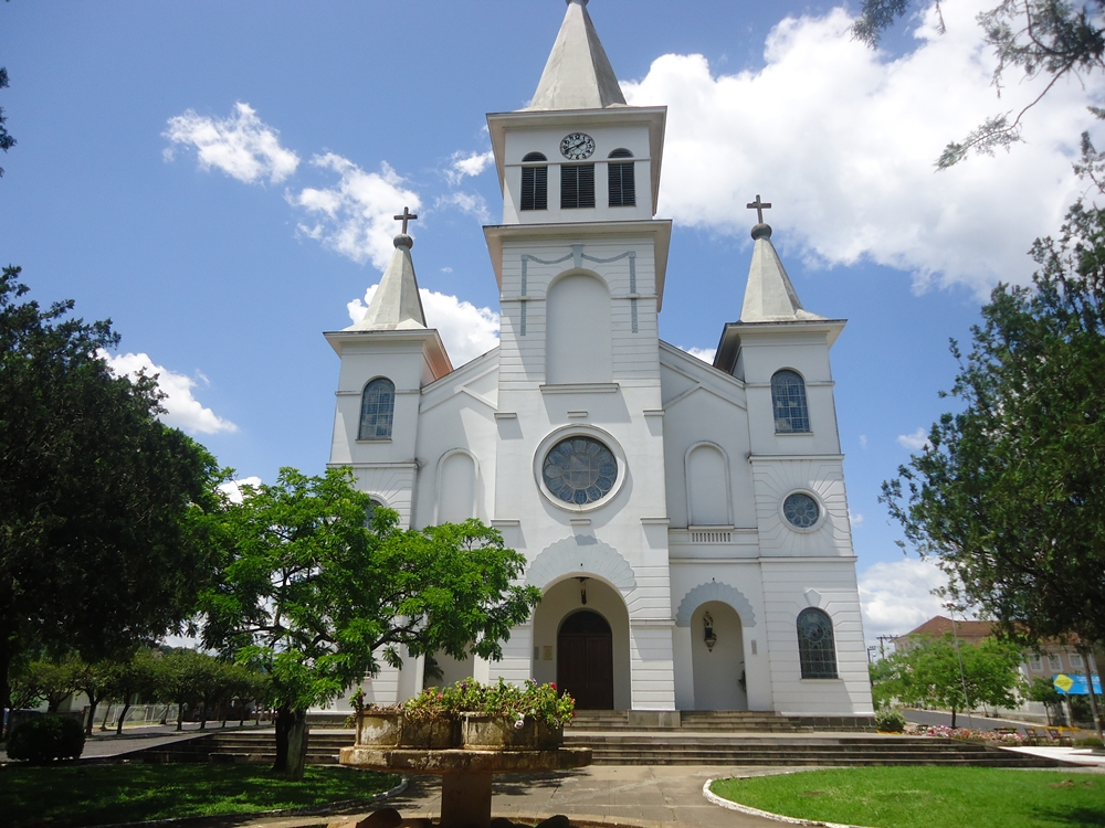 Igreja matriz Videira