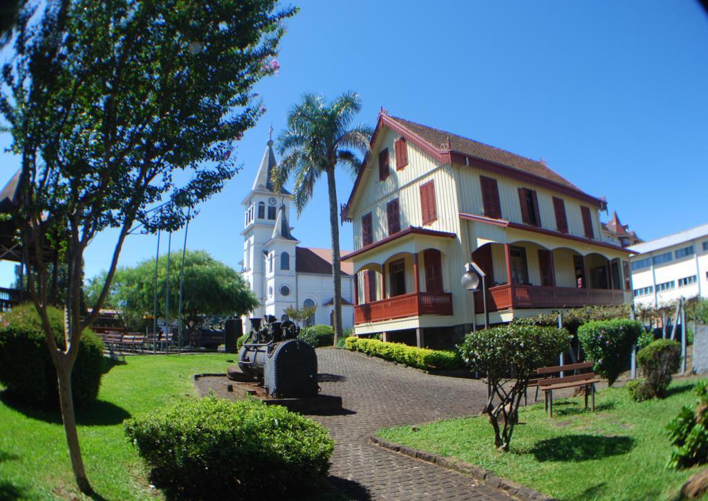 Museu do Vinho em Videira