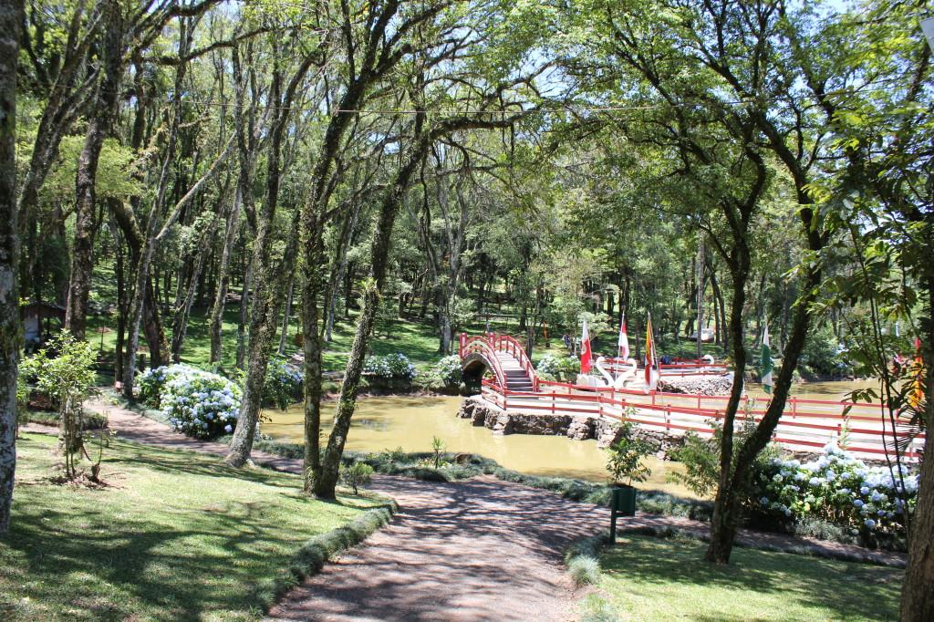 Parque  Treze Tilias