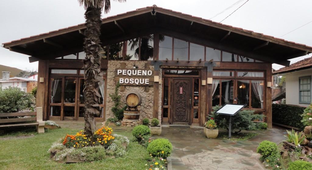 São Joaquim, restaurante