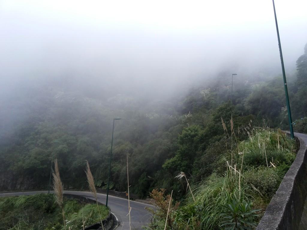 Serra do Rio do Rastro início descida