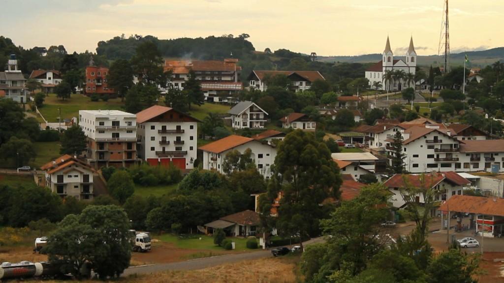 Treze Tilias cidade