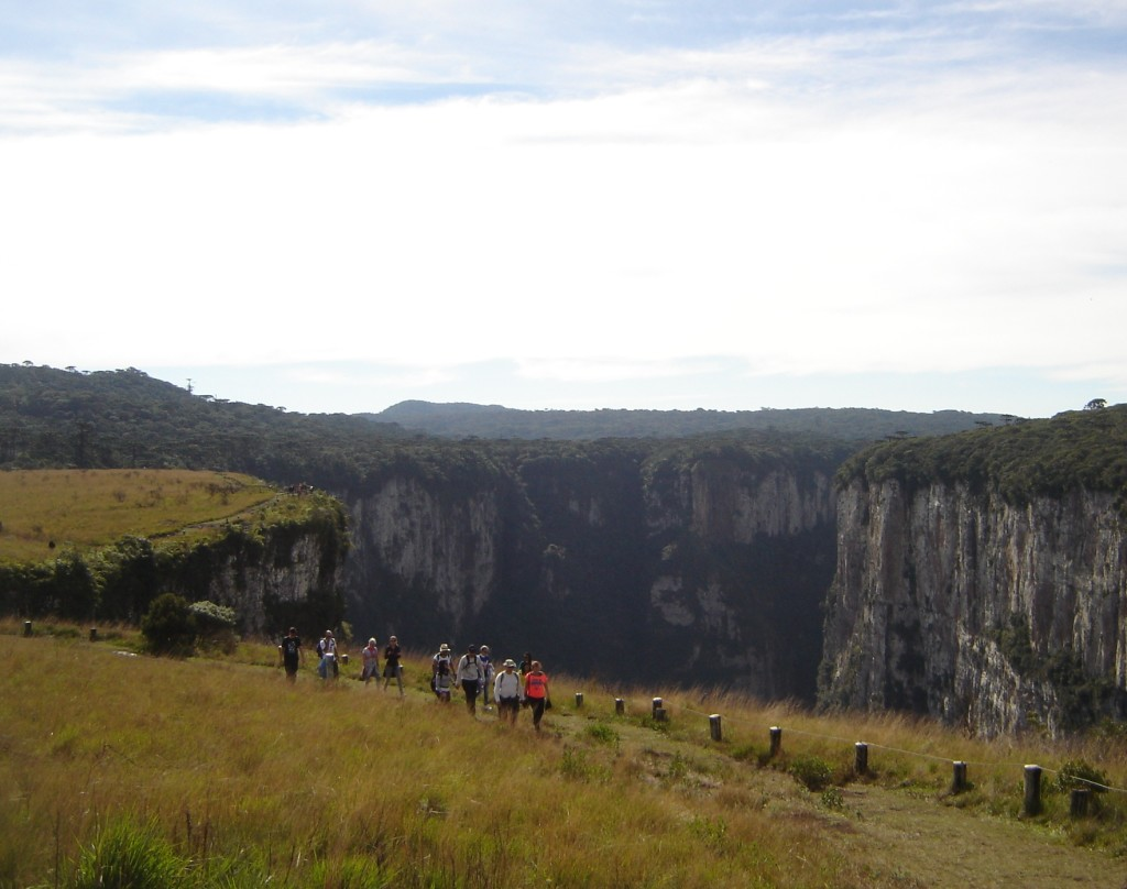 Excursão Itaimbezinho