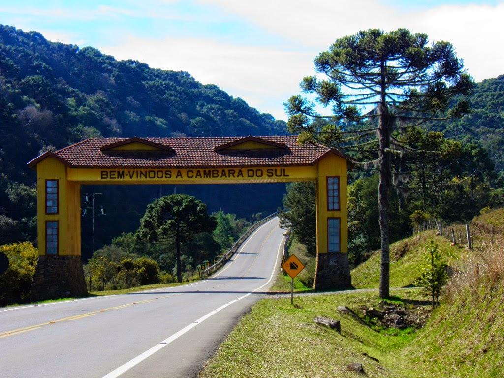 Portal Cambará