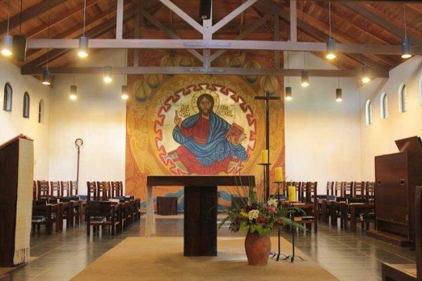Abadia da Ressurreição, foto retirada do site do Mosteiro da Ressurreição