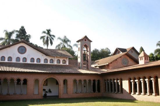 Mosteiro da Ressurreição foto retirada do site dos padres beneditinos