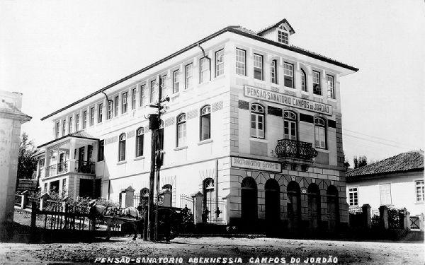 Sanatorio Campos do Jordão