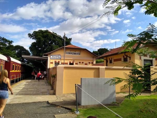 Estação Anhumas, Campinas